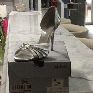 Aldo heels, worn once